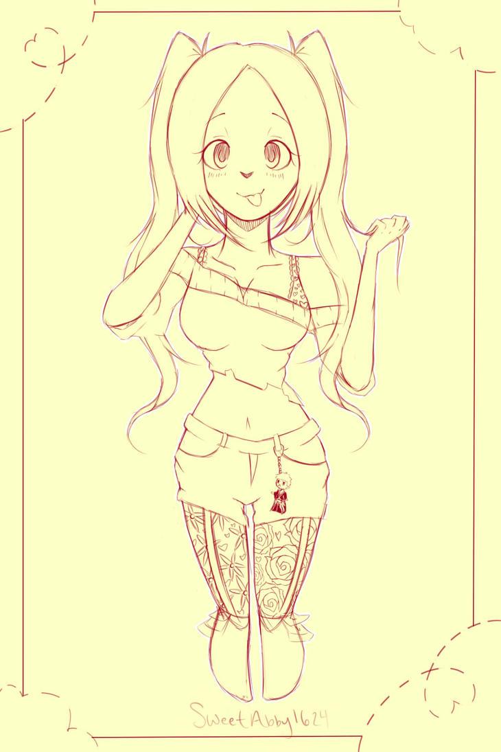 Orihime Inoue(Bleach) by SweetAbby1624