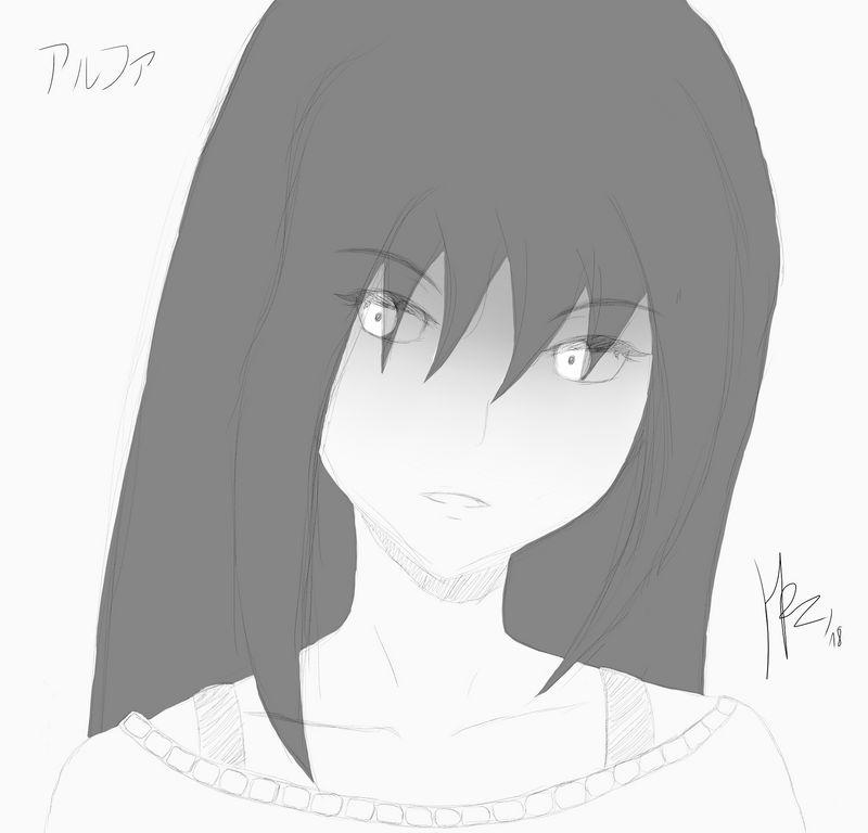 Alpha - Sketch