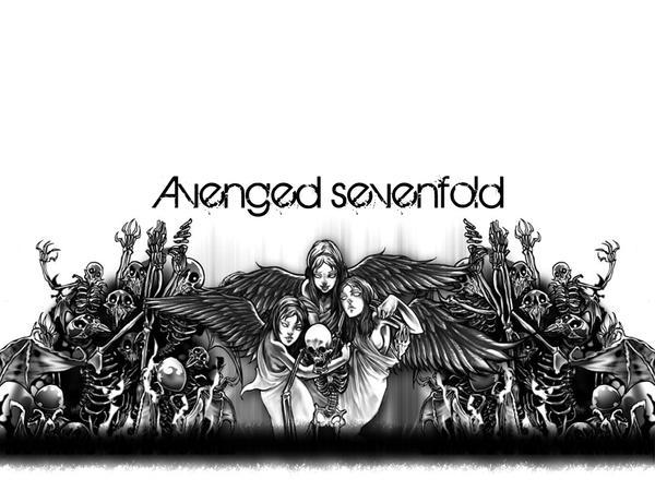 Avenged Sevenfold Wallpaper by XaraTane on DeviantArt