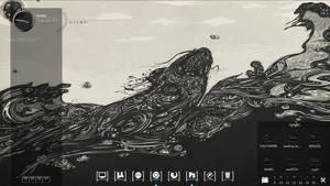 INK -desktop design
