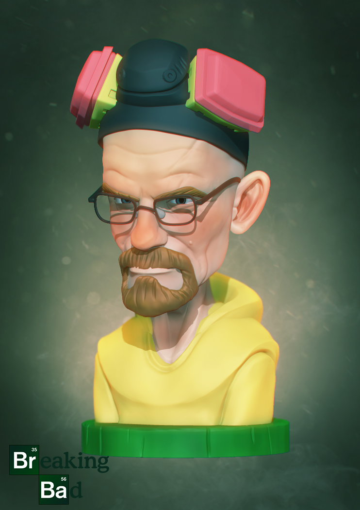 Breaking Bad Tribute - The one who knocks! by ryujin2490