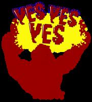Daniel Bryan - Yes Genie for the YESNES by HeavyMetalGear
