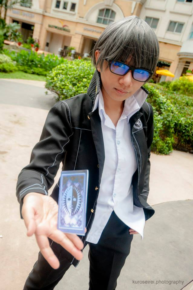 Persona 4: Yu Narukami by generaltifa