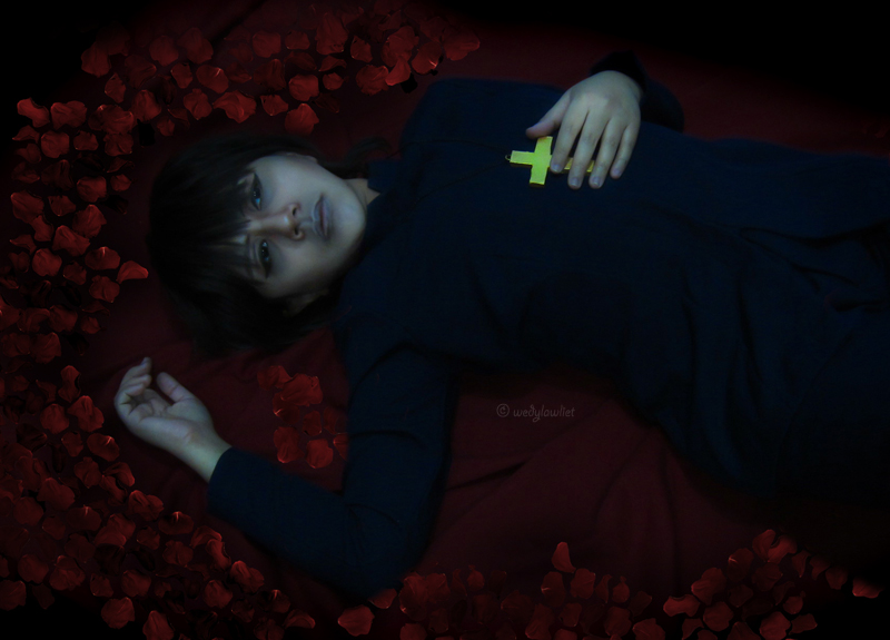 Kirei Kotomine - Bed of Roses by generaltifa