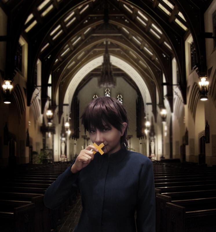 Kirei Kotomine - Holy Man by generaltifa