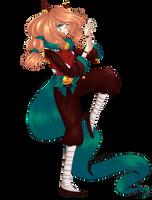 Mei Lynn or Soo Yun by witchuru