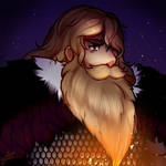 Icon Commission : The Winter Chill by witchuru