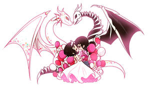 Full Feature : Pink Skull Wedding