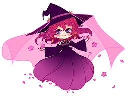 Flower Witch [P] by witchuru