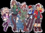 Pokemon TRPG : Johto Edition