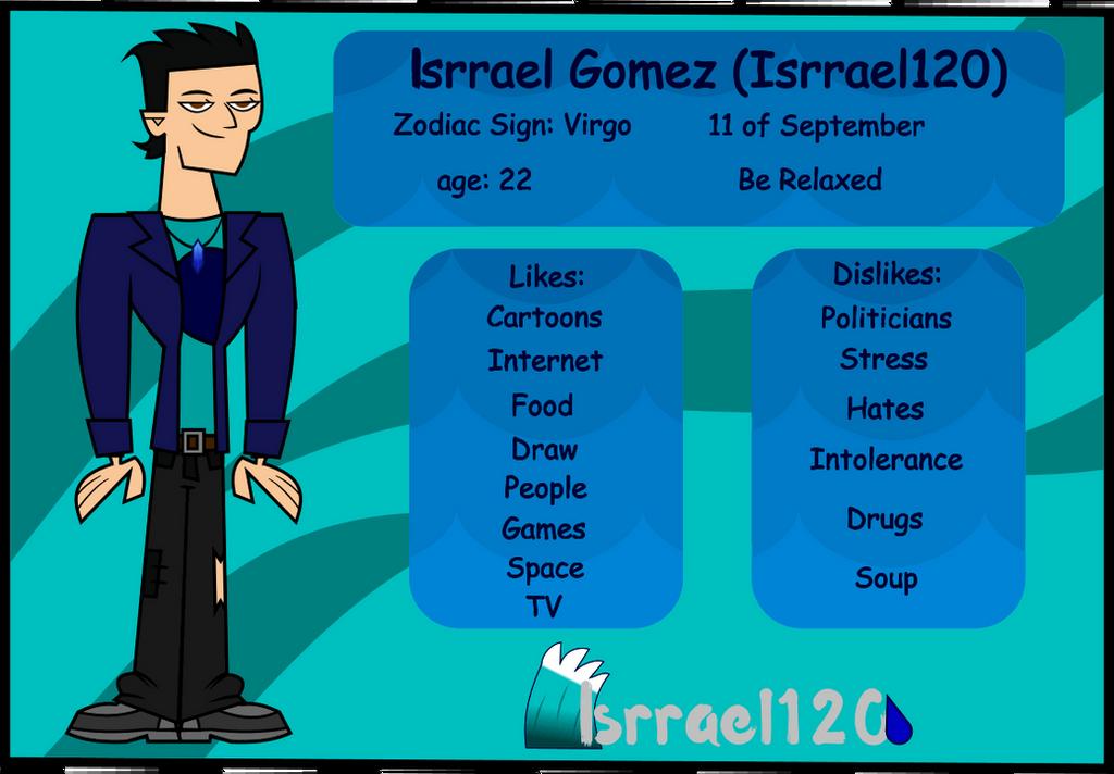 Isrrael's New Self ID 2017 by isrrael120