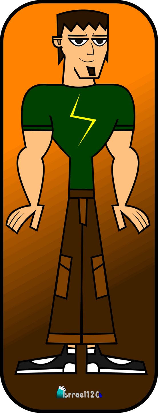Drama Total/Total Drama oc Lance by isrrael120