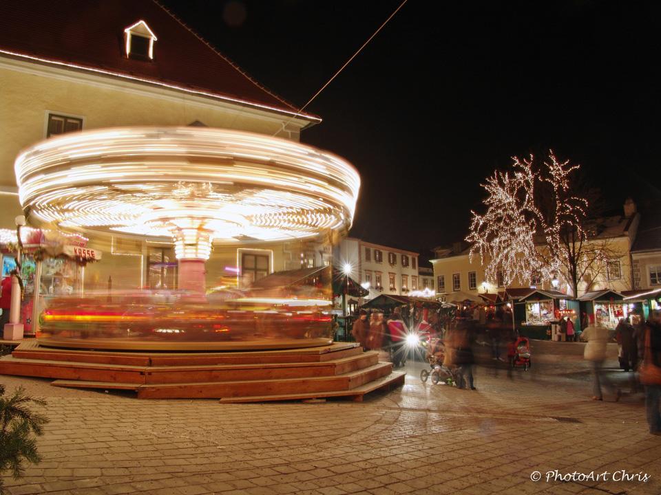 Weihnachtsmarkt I.Moedling Weihnachtsmarkt I By Photoartchris On Deviantart
