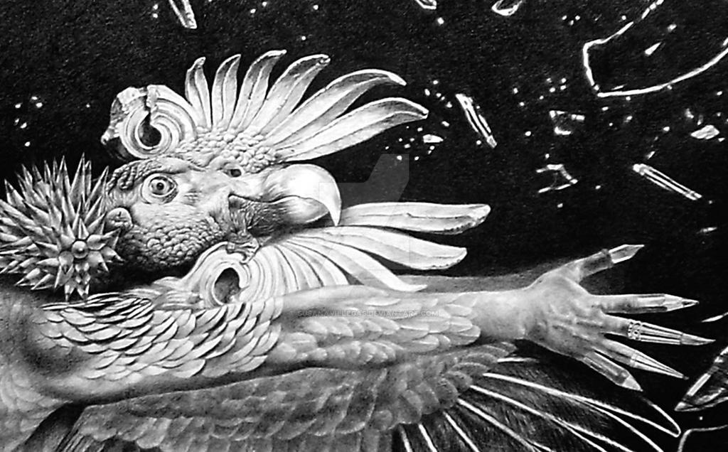 El Condor, el cristal y el arte academico by susanavillegas