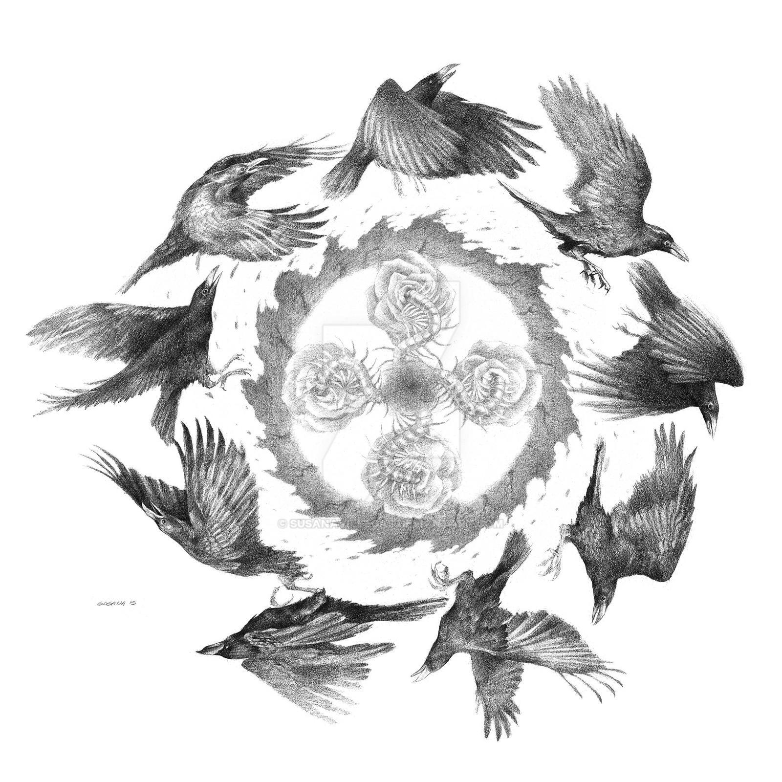 Arbol de la Vida Tree of Life by susanavillegas