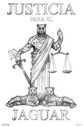 Justice for Jaguar Sketch