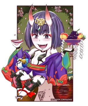Fate Grand Order: Shuten Douji