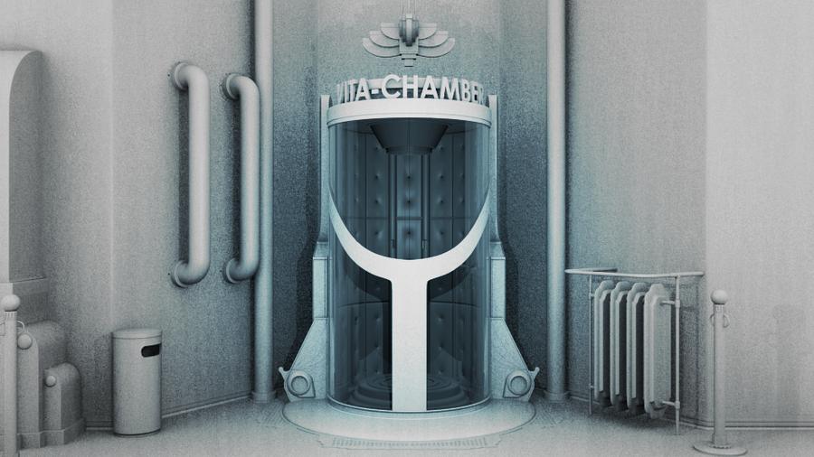 Vita-Chamber - WIP by iKPACH