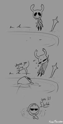 .:HK:. Quirrel Is A Crab