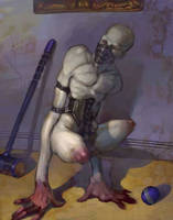 The Creeper by IzzyMedrano