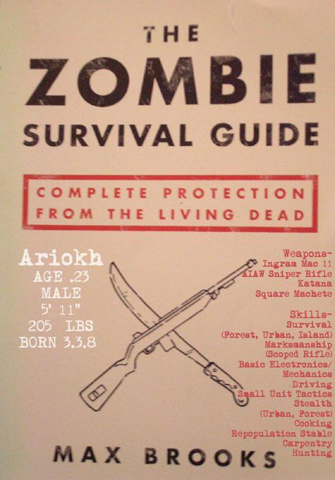 Zombie Hunter by IzzyMedrano