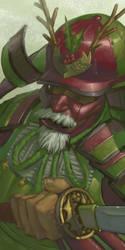 Samurai Claus