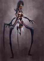 Megaera.  The Jealous One by IzzyMedrano
