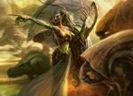 Triumph of the Horde - MTG