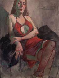 Life Painting: Prozzie by IzzyMedrano