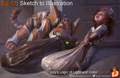 Izzy's Logic of Light and Color EP 17 by IzzyMedrano