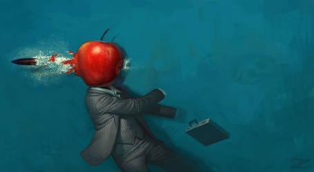 Applesauce by IzzyMedrano