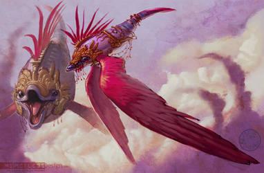 cupid's pet by IzzyMedrano