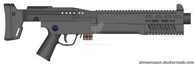 RIFT-laser shotgun by gokhan-of-the-light