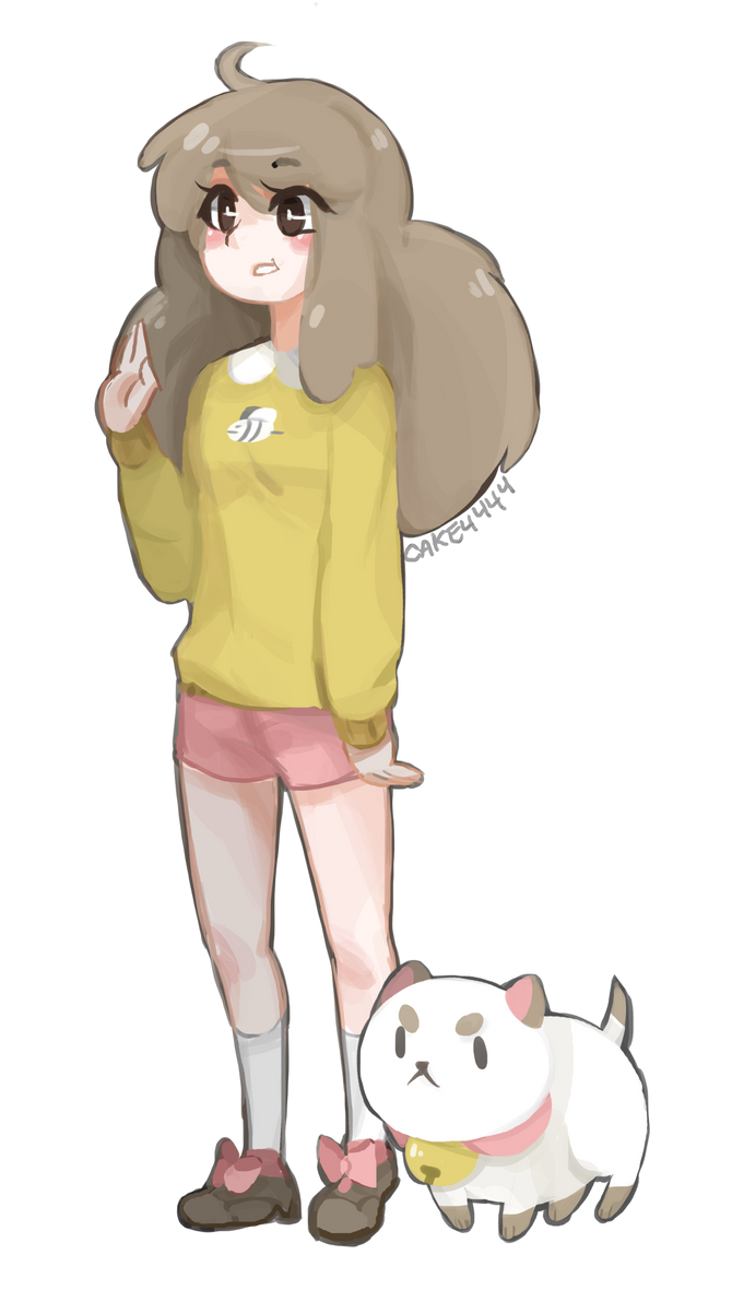bee and puppycat by Cake4444