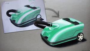 Vacuum Cleaner Enhancing