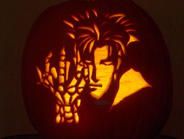 A folkin 39 cool pumpkin by perishing twinkie on deviantart for Awesome pumpkin drawings