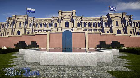 Maximilianeum - Seat of the Bavarian Parliament by Palando