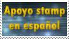 Stamp en espaniol by Drixi