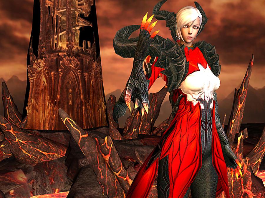 Blade And Soul Таинственная Незнакомка
