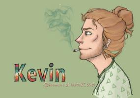 Kevin by annavixie