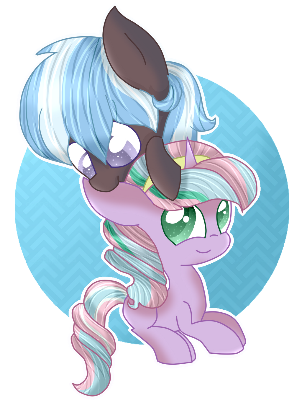 Comission #2 by SweetHearthMlp