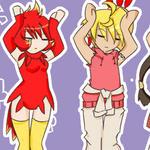BK- LOL IMA PREVEIW LOL by anime-dragon-tamer