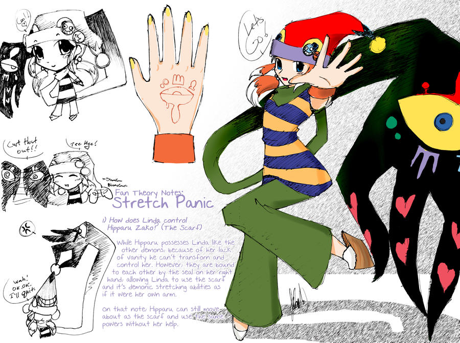 Stretch Panic - Fan Theory 1 by anime-dragon-tamer ...