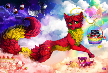A Dreamer's Paradise by LiaBorderCollie