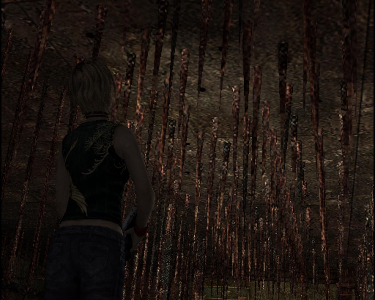 Bug Room Silent Hill