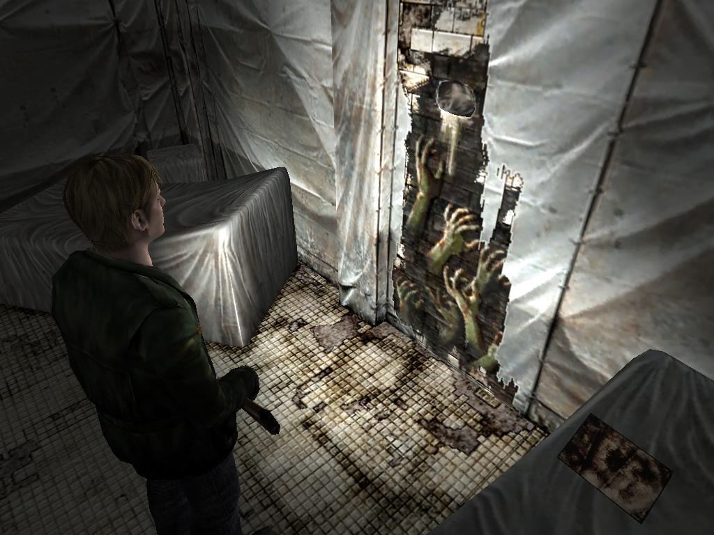 Silent Hill 2 Wallpaper By Parrafahell On Deviantart