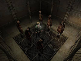 Silent Hill 2 Wallpaper by ParRafahell