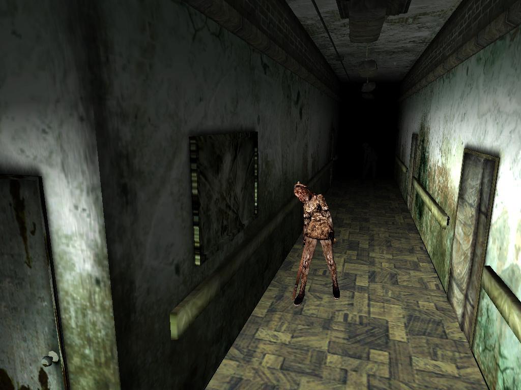 Silent Hill 2 Nurse By Parrafahell On Deviantart