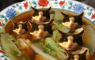 Tonton Soup by kceee
