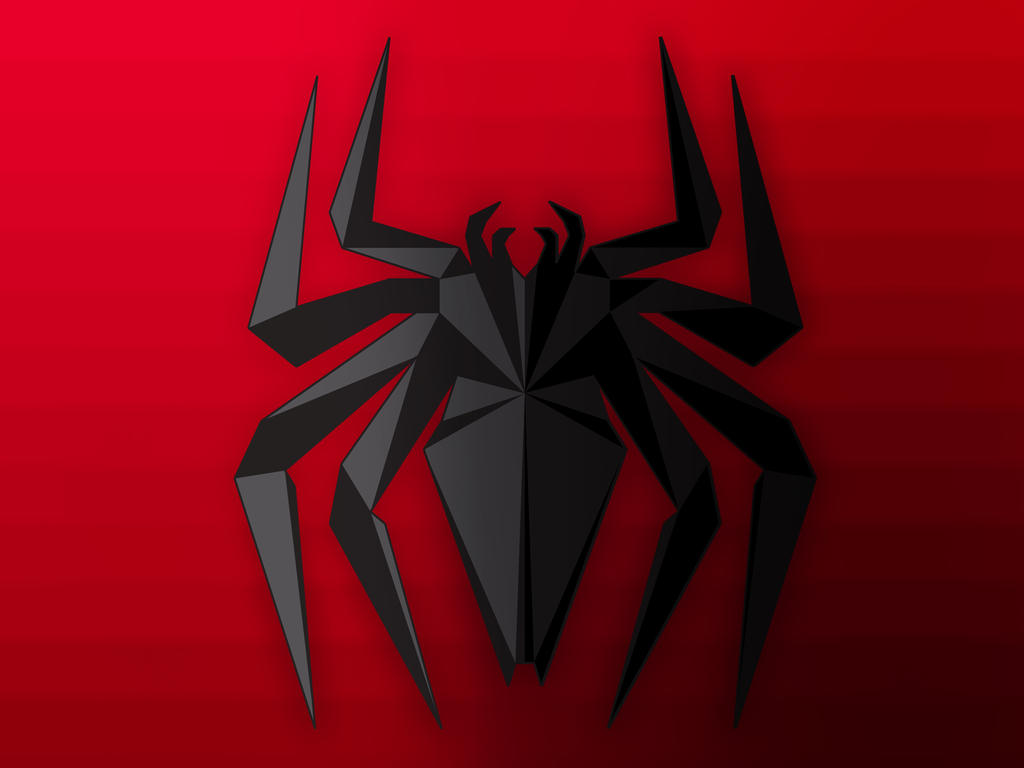 Spiderman Logo Facet By Synthasion On Deviantart
